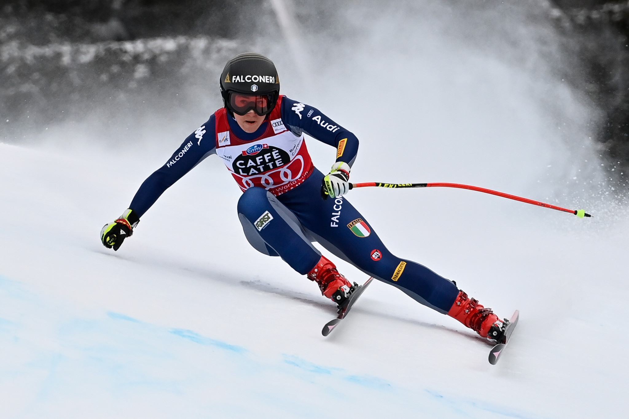Downhill star Goggia ruled out of Alpine Ski World Championships through injury