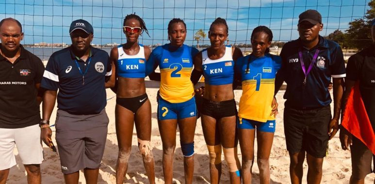 The Kenya Volleyball Federation had appealed to the FIVB for a replay of the Olympic qualifying event ©CAVB