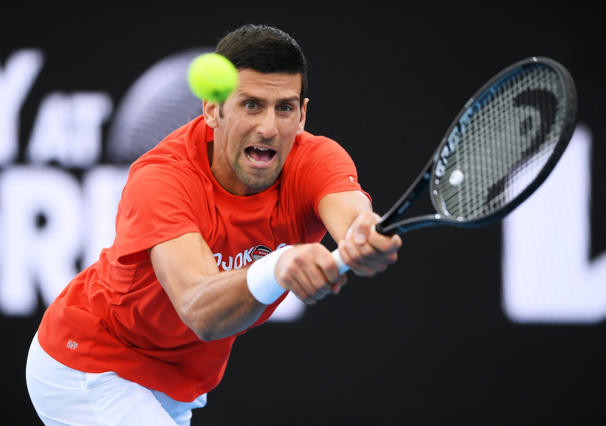Djokovic hoping to feed off crowd energy at ATP Cup as Serbia eyes title defence