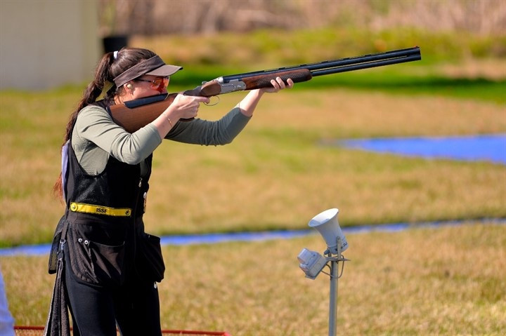 Russia take top two places in skeet mixed team event at ISSF Grand Prix in Rabat