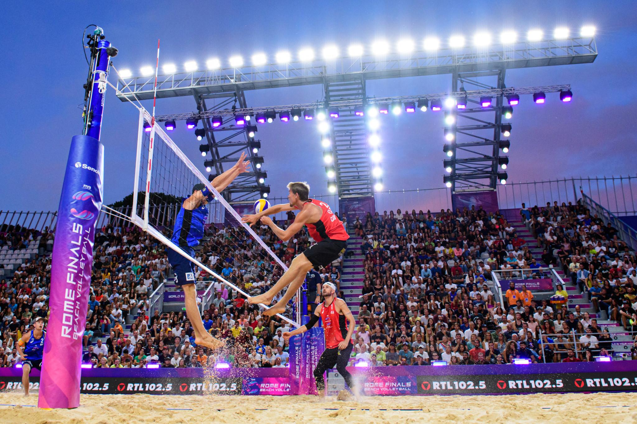 A nova Iniciativa Mundial de Voleibol foi projetada para aprimorar a experiência dos eventos da FIVB, como as Finais do Tour Mundial, e para expandir o crescimento global do esporte © FIVB