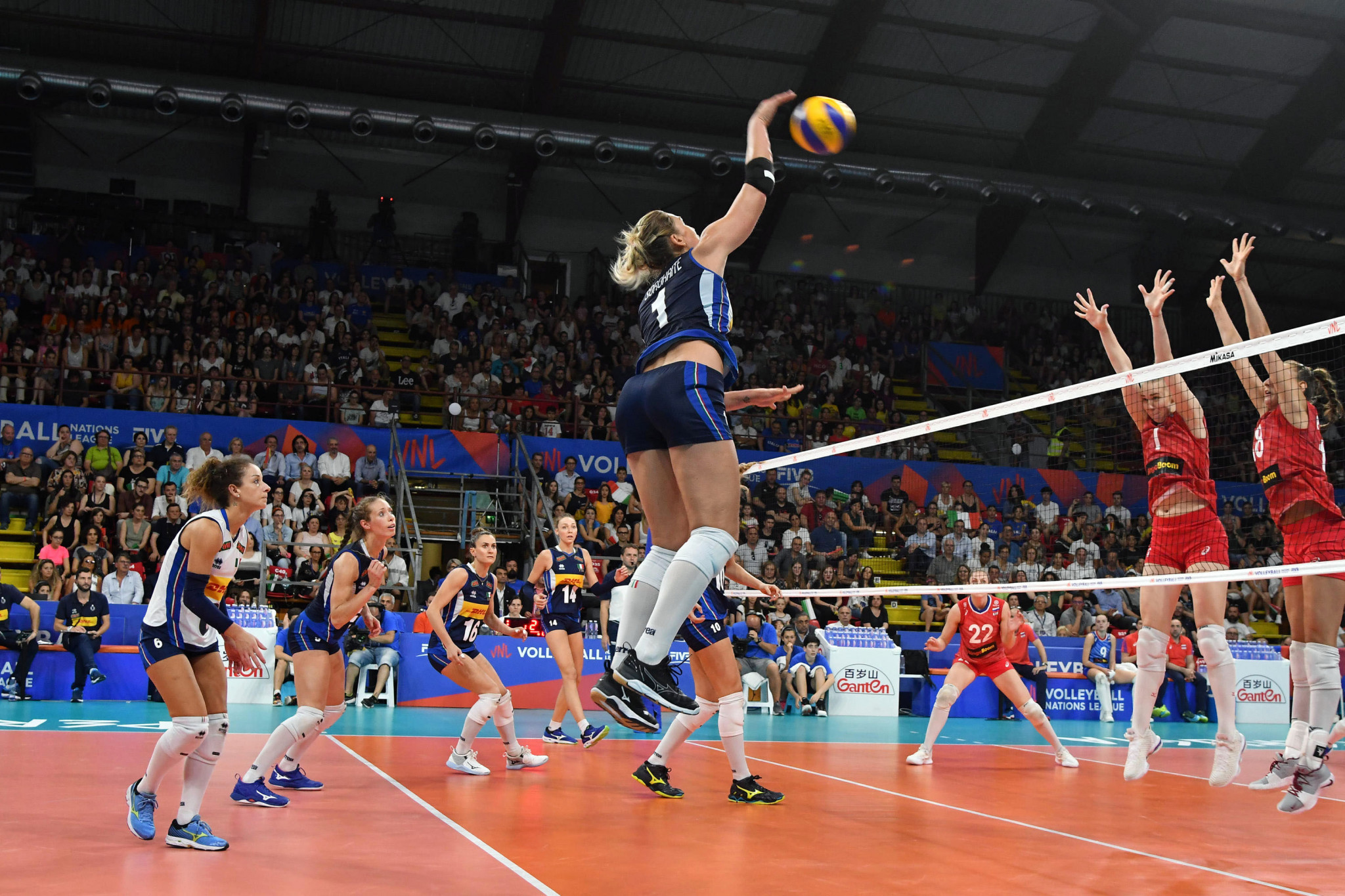 FIVB launches Volleyball World $300 million partnership to boost global growth