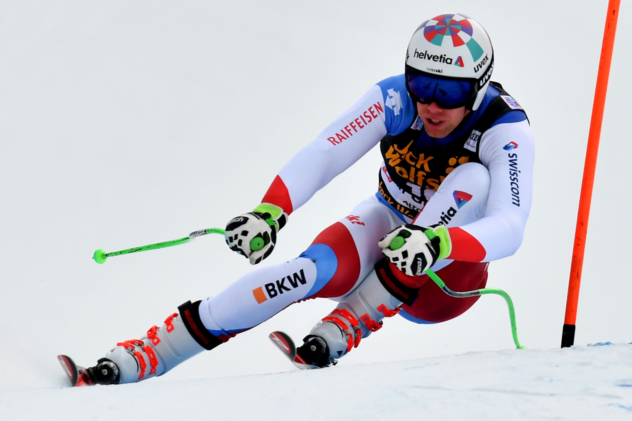 Gisin retires after failing to recover from horror crash at FIS Alpine Ski World Cup in Val Gardena