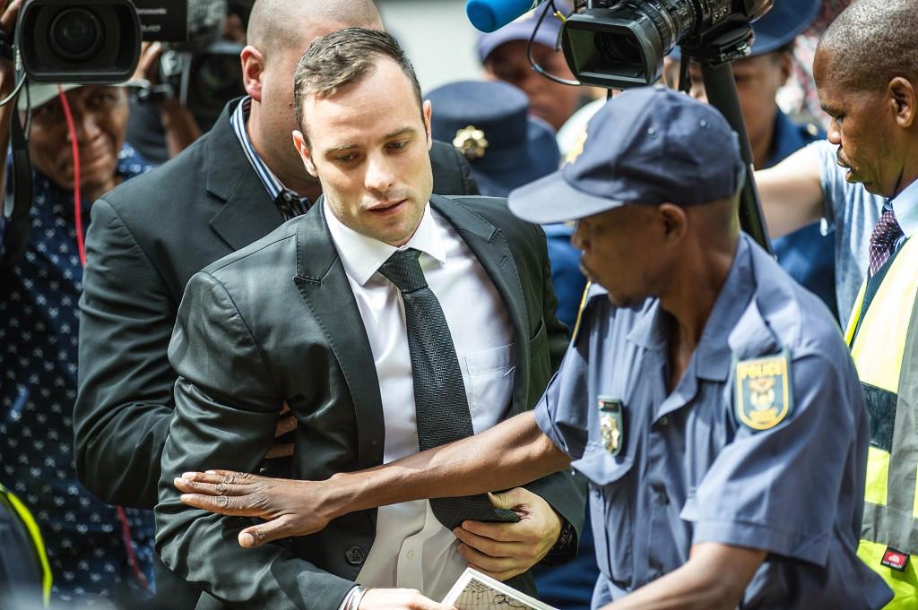 Oscar Pistorius is appealling his murder conviction