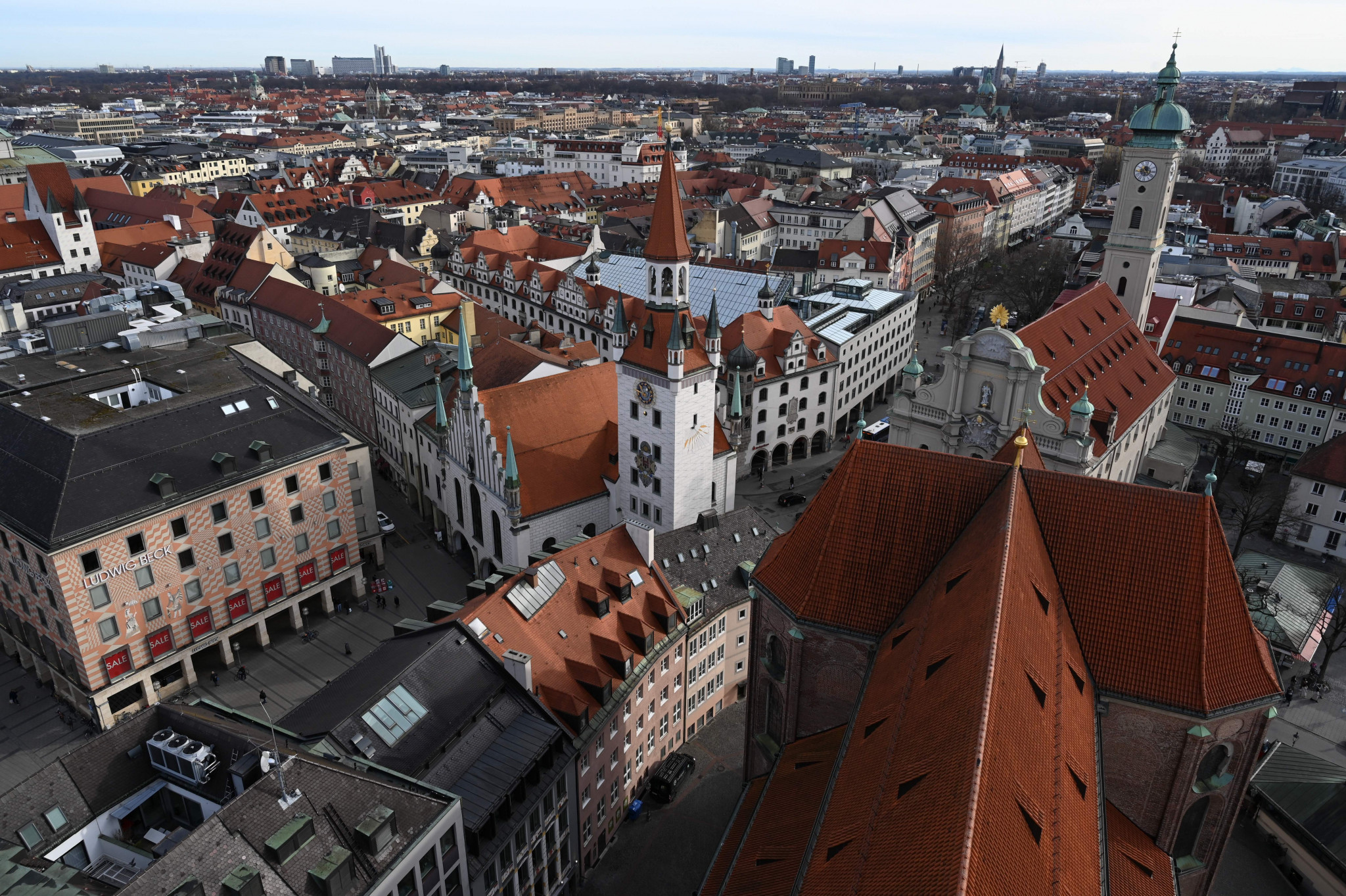 Munich is one of the three cities to be shortlisted to host the 2026 Gay Games ©Getty Images
