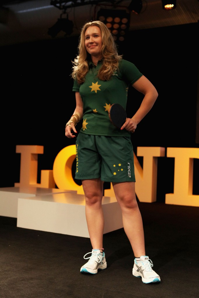 Melissa Tapper could become the first Australian to appear at both the Olympics and Paralympics ©Getty Images