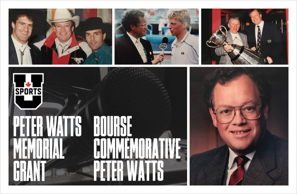 U SPORTS announce application process for Peter Watts Memorial Grant