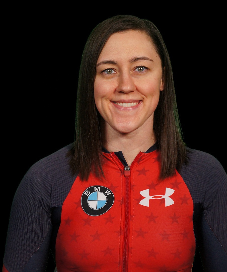 Vogt records second straight Women's Monobob World Series race win in Lake Placid