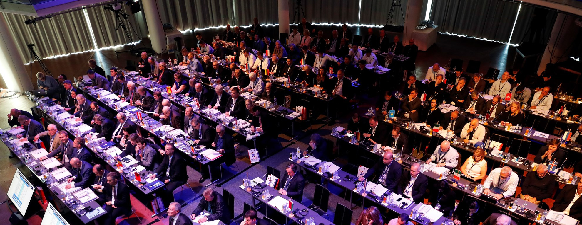 EHF receive 21 nominations for nine positions on Executive Committee