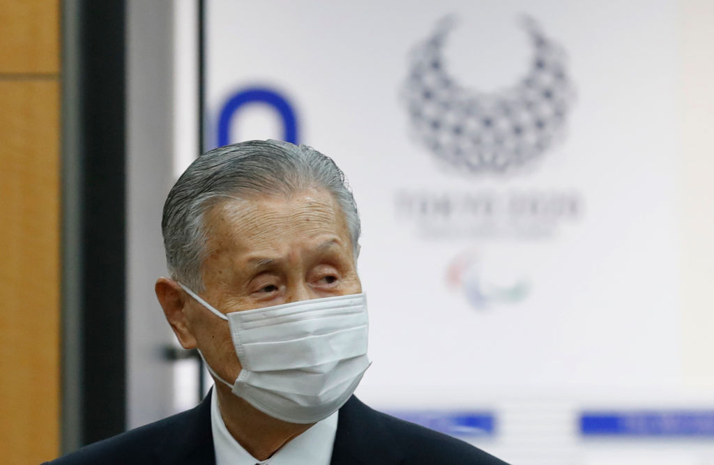 Tokyo Olympics 2020 chief sparks controversy with sexist remarks