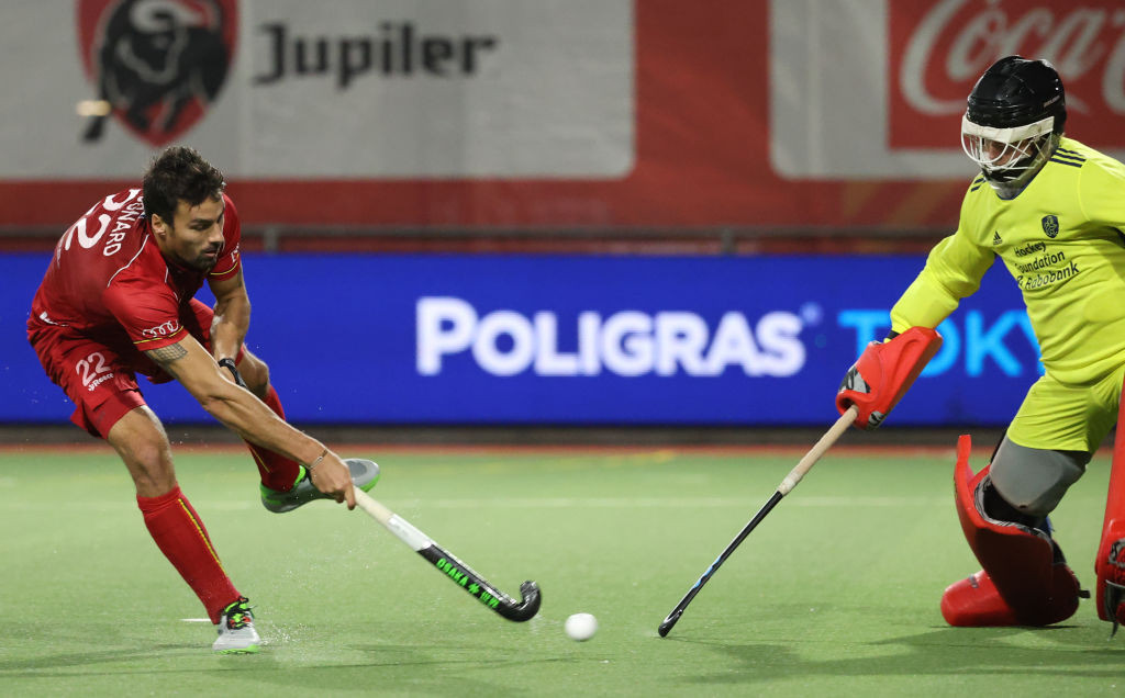 Belgium beat The Netherlands in the last Hockey Pro League match of 2020 ©Getty Images