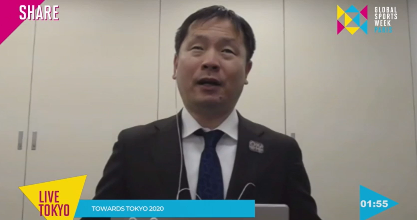 Japanese Paralympic chief claims Tokyo 2020 can lift physical and mental barriers for disabled
