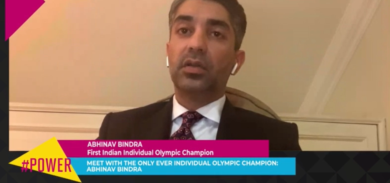 Olympic shooting champion Bindra tells Global Sports Week India should seek Youth Olympics as first step to hosting main Games