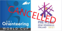 Ski Orienteering World Cup in Finland cancelled due to pandemic restrictions