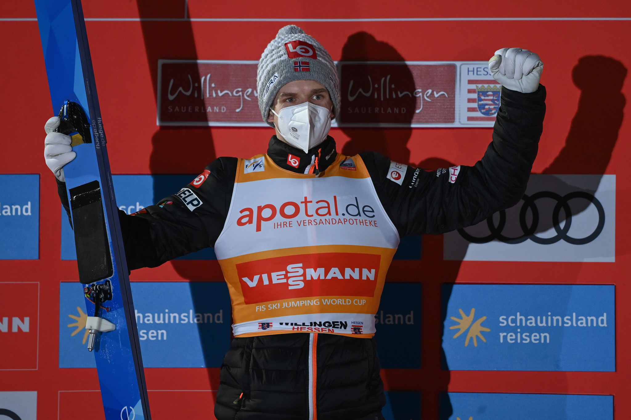 Granerud targets success in Klingenthal as women's Ski Jumping World Cup heads to Hinzenbach