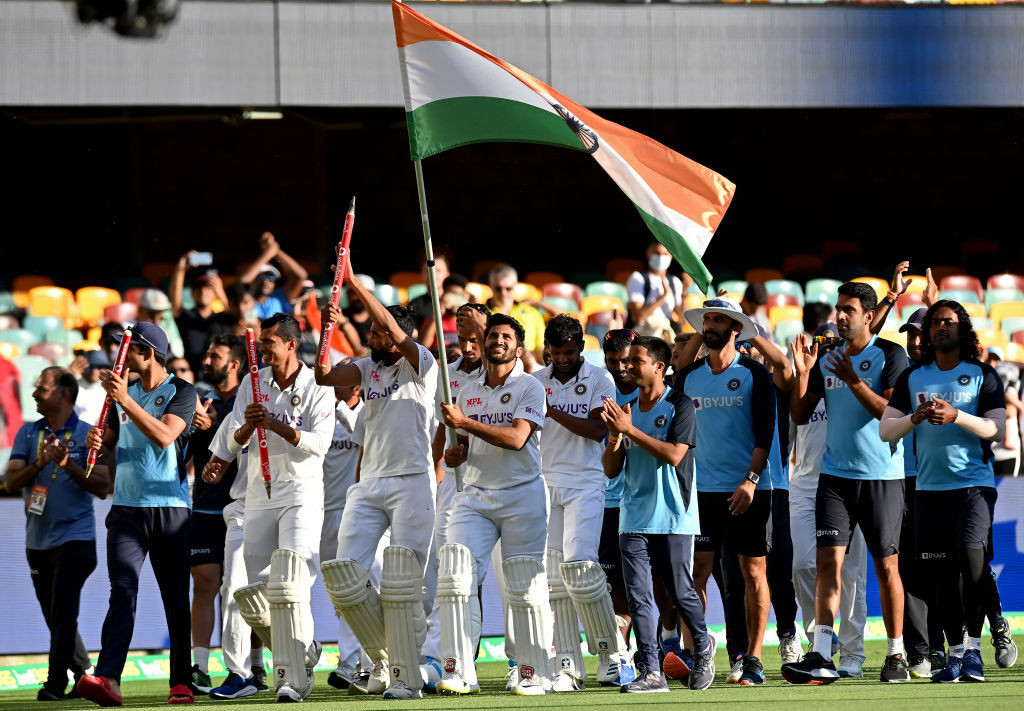 India's series with England follows their remarkable triumph in Australia in January ©Getty Images
