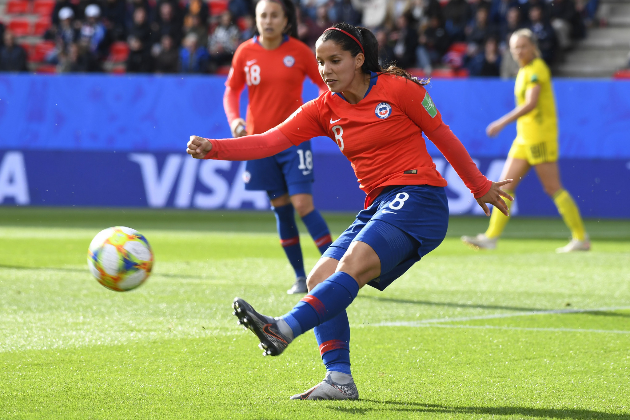 Women's Olympic football playoff between Cameroon and Chile pushed back to April