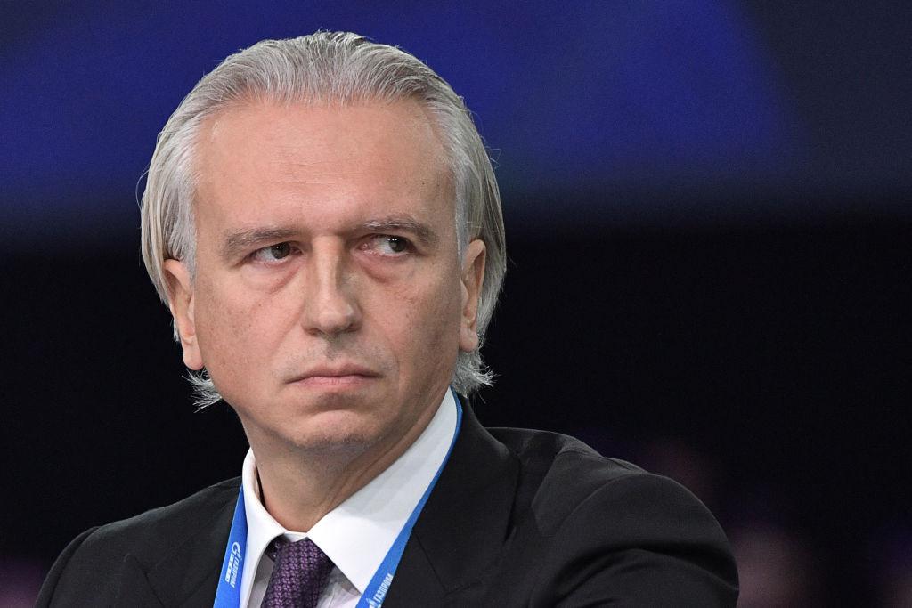 Александр Дугов переизбран президентом РФС на Московской конференции © Getty Images