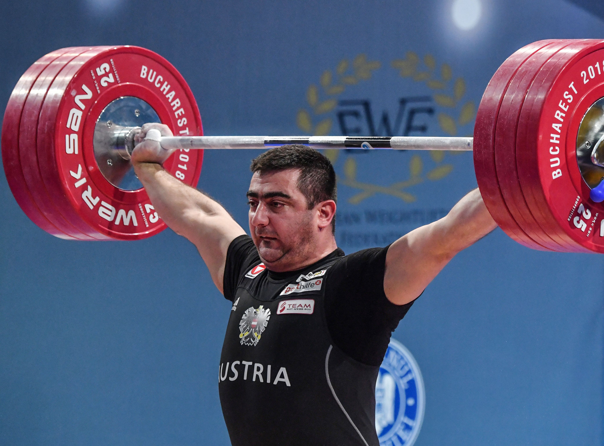 European Weightlifting Championships organisers request countries confirm intent to compete