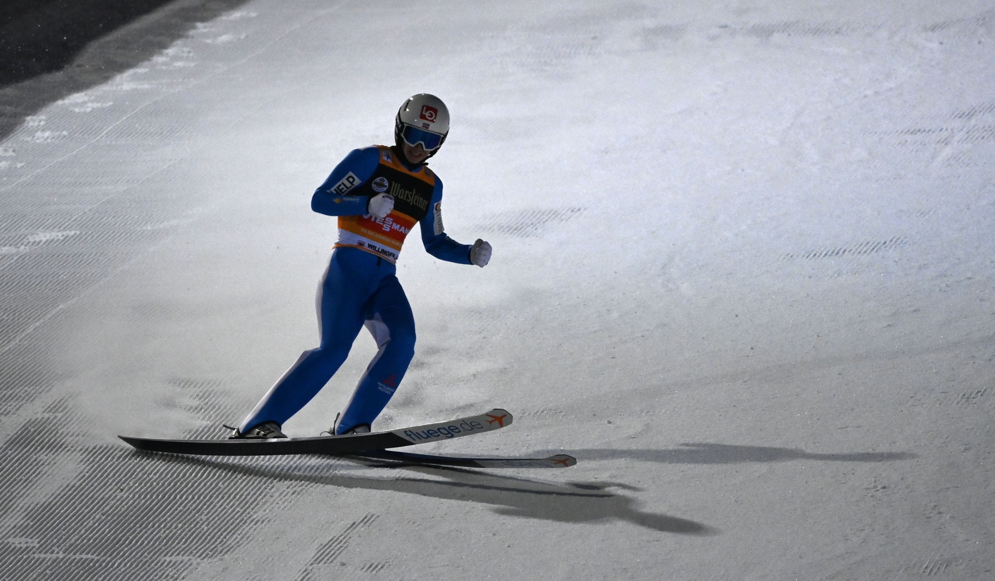Granerud leads qualification at FIS Ski Jumping World Cup in Klingenthal