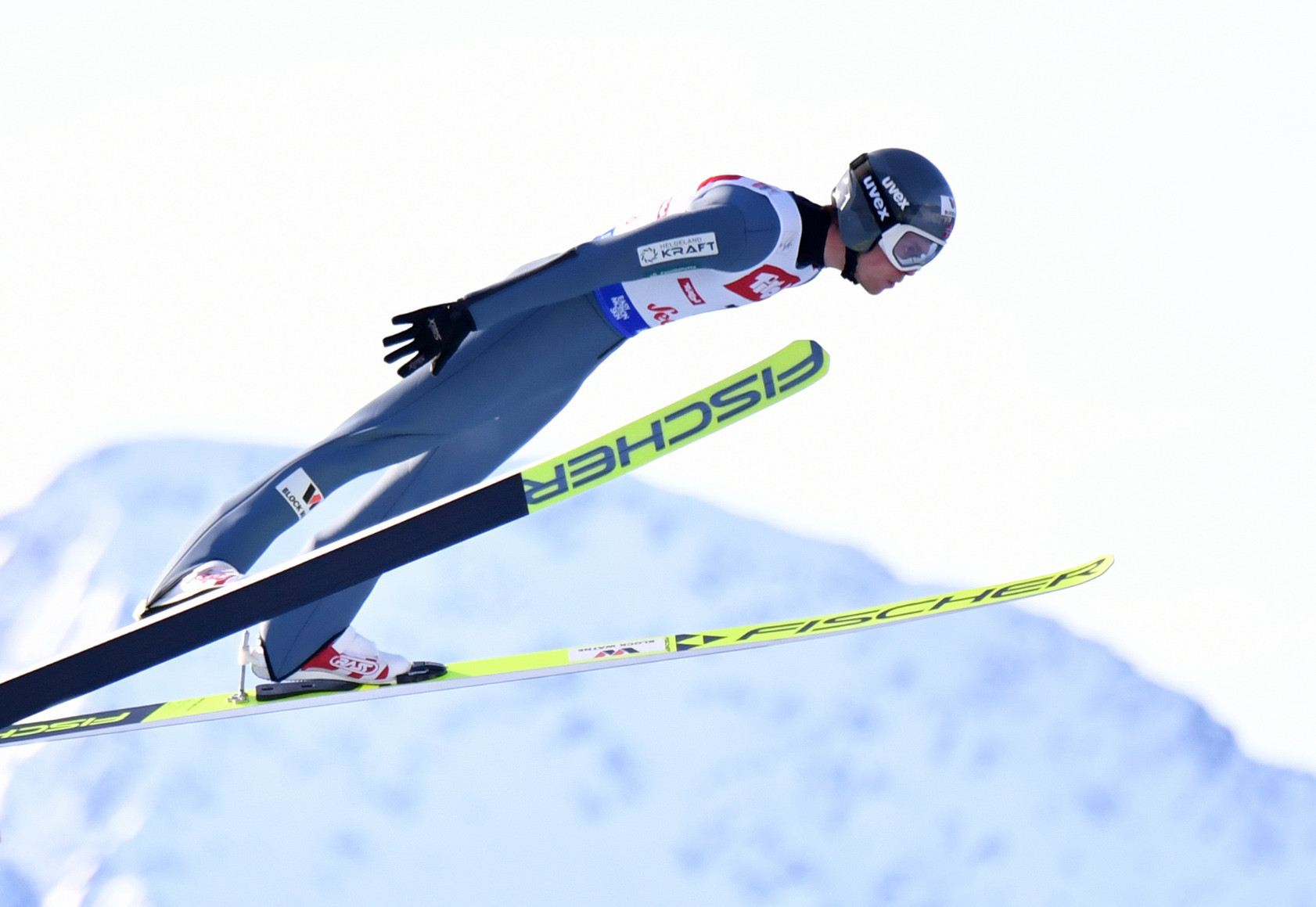 Harald Riiber will be disqualified from the World Cup event if the results from the provisional round are used ©Getty Images