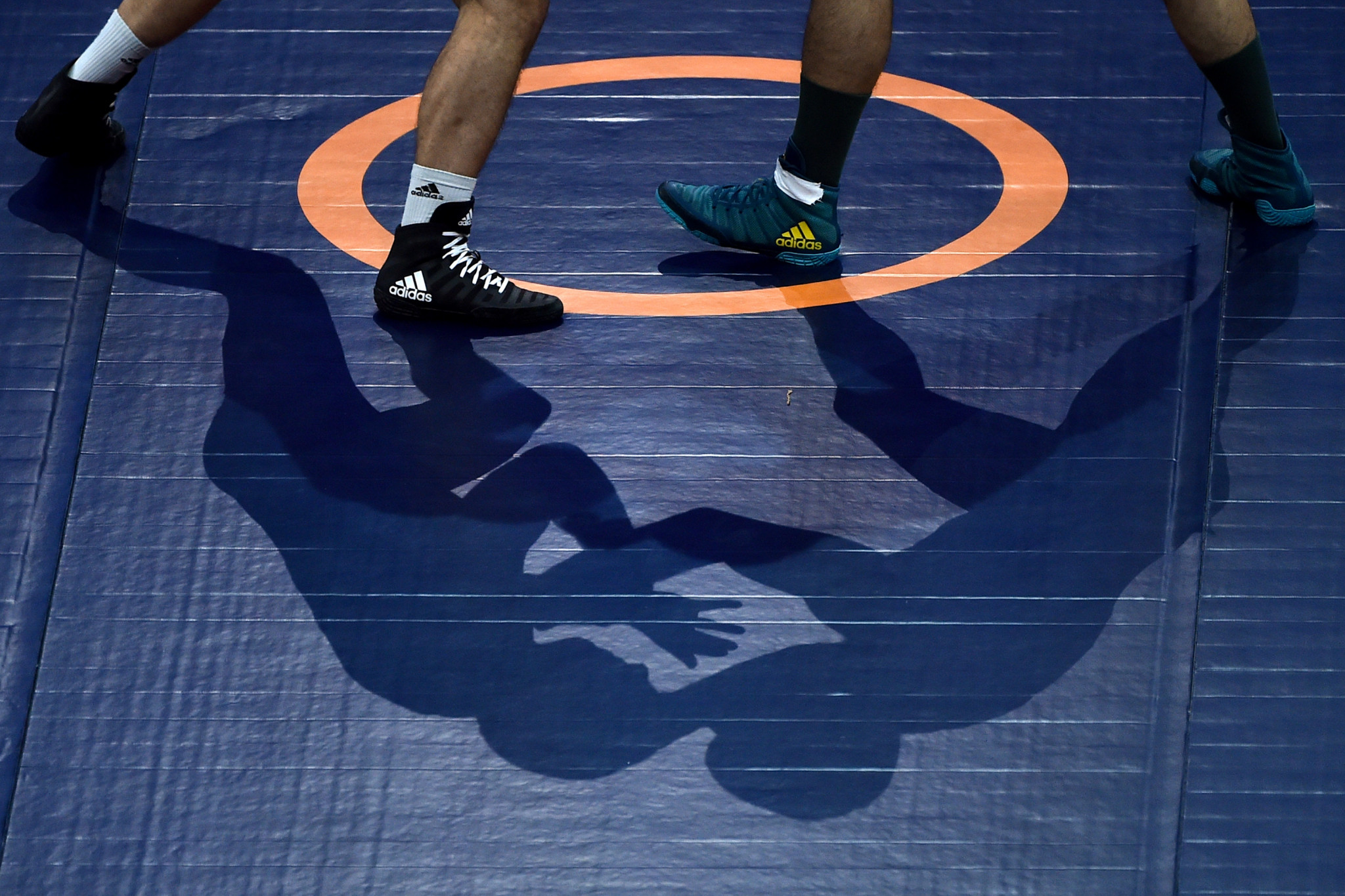 The 2022 World Wrestling Championships have been moved from Russia to Serbia ©Getty Images
