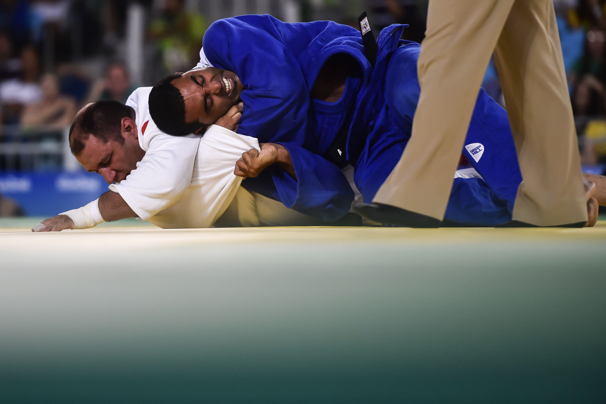 IBSA judo events set to resume with Azerbaijan Grand Prix in May