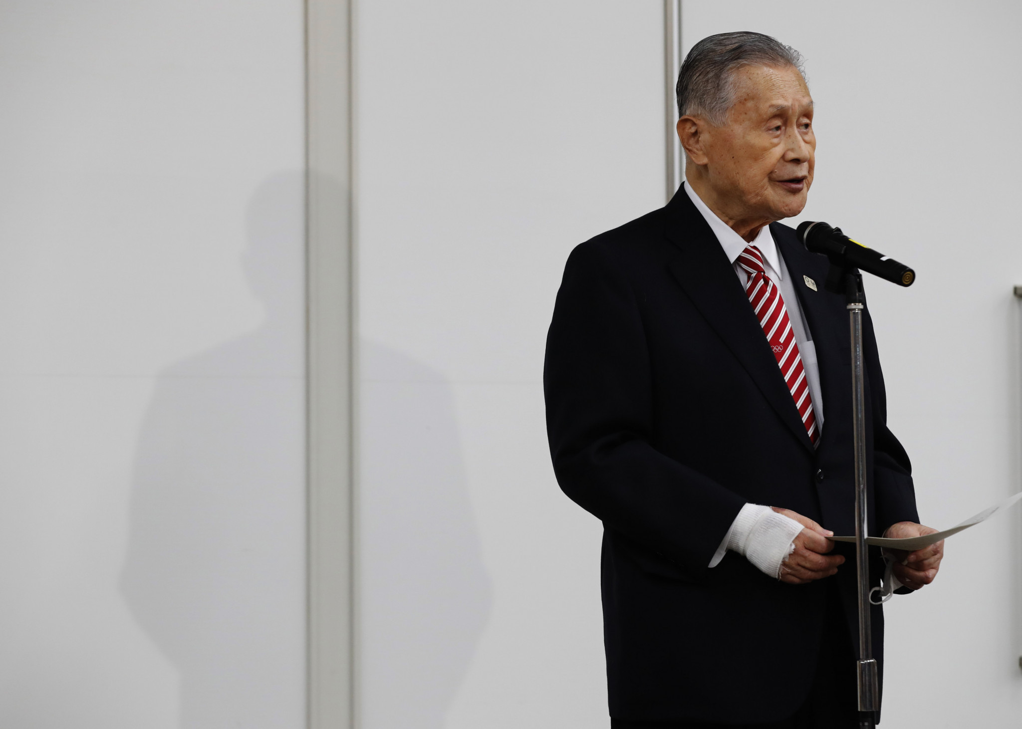 More than 110,000 sign petition seeking action over Tokyo 2020 President Mori sexism row