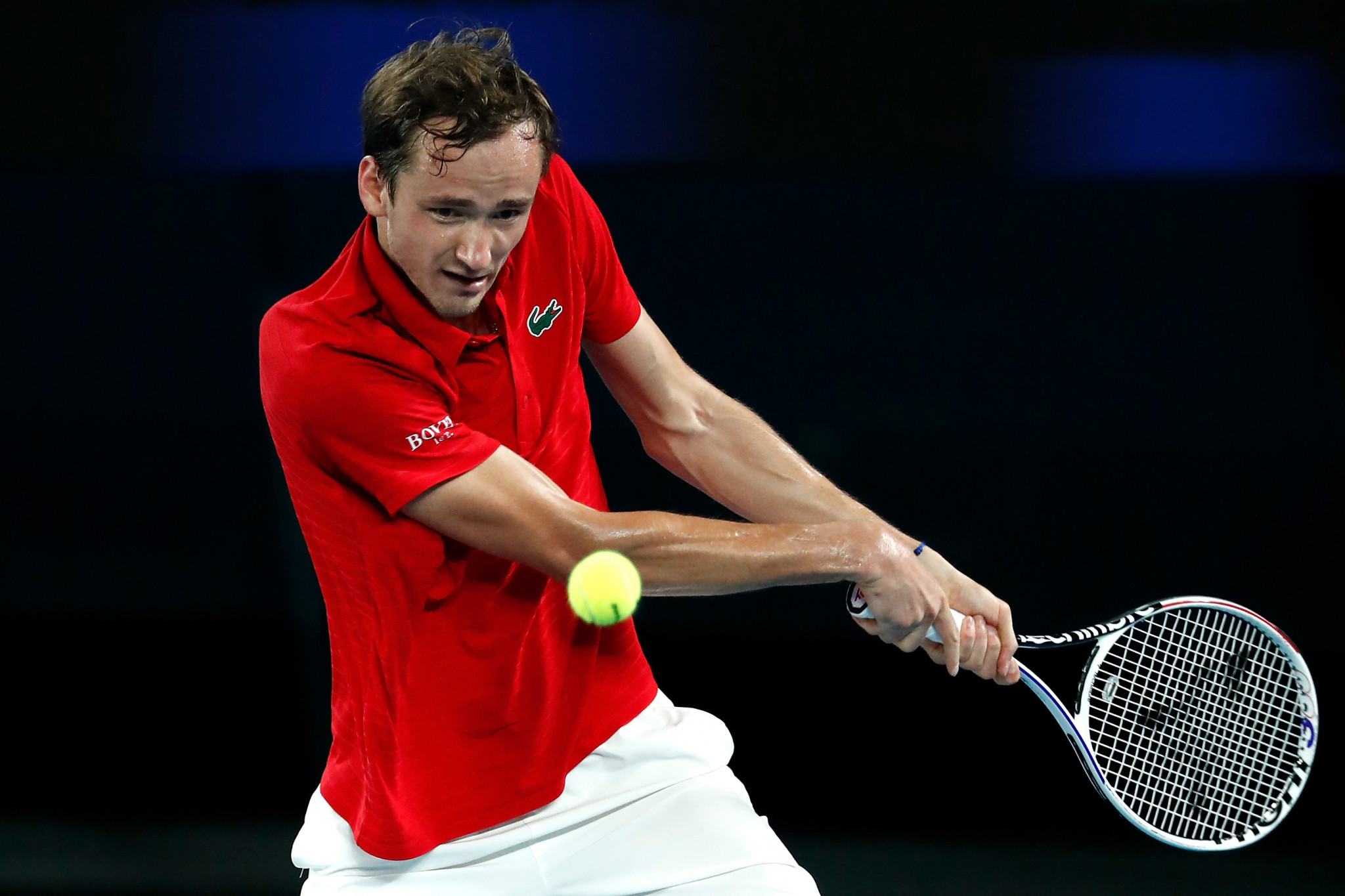 Italy and Russia advance to ATP Cup final in Melbourne