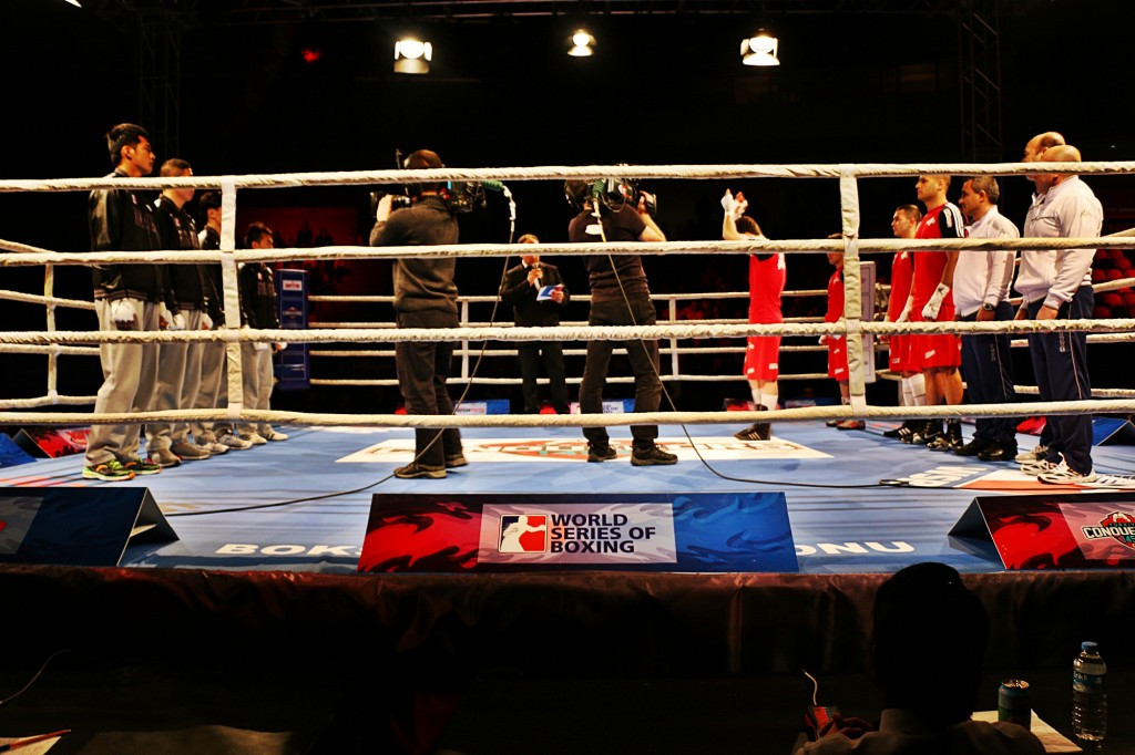 Türkiye Conquerors come from behind to win World Series of Boxing debut
