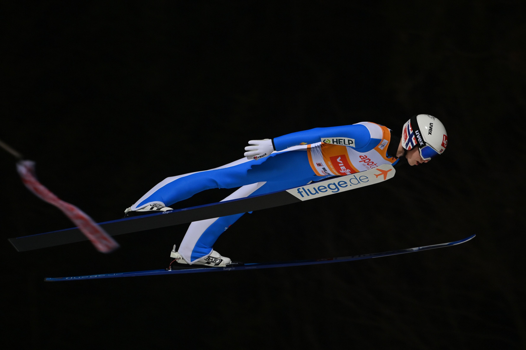 Granerud wins ninth FIS Ski Jumping World Cup of season in Klingenthal