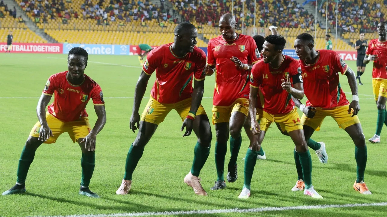 Guinea claim bronze medal at African Nations Championship after defeating hosts Cameroon