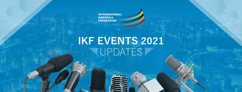 International Korfball Federation cancels Under-21 World Championship as under-19 event postponed
