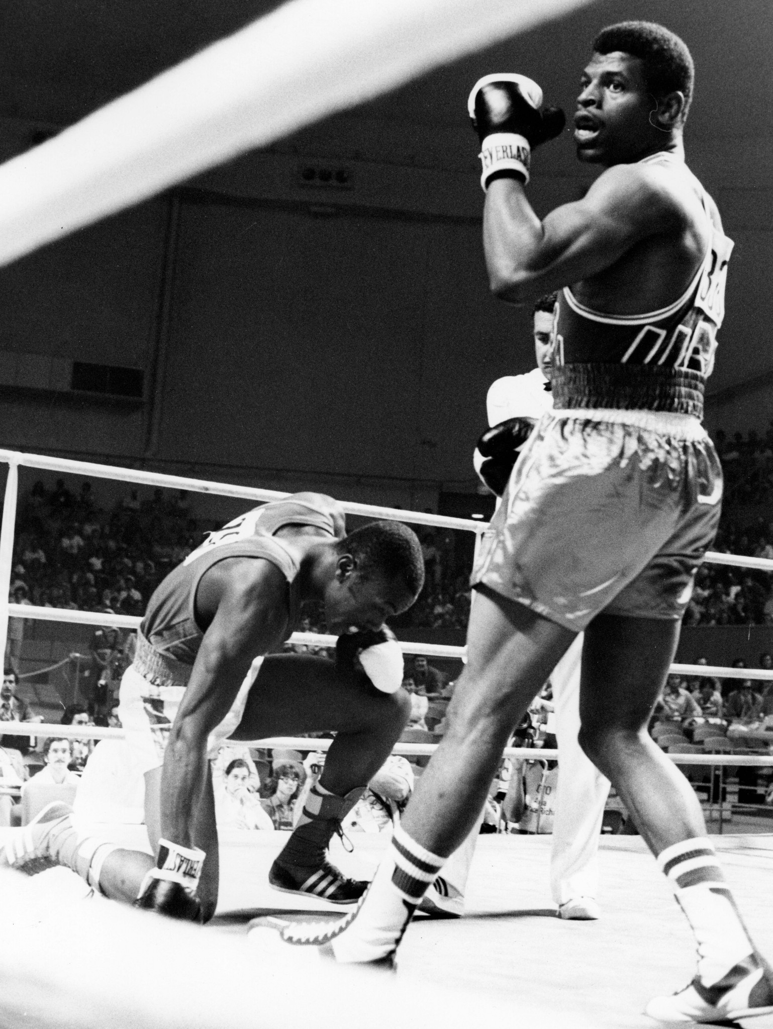 Olympic boxing champion Spinks who stunned Ali dies aged 67