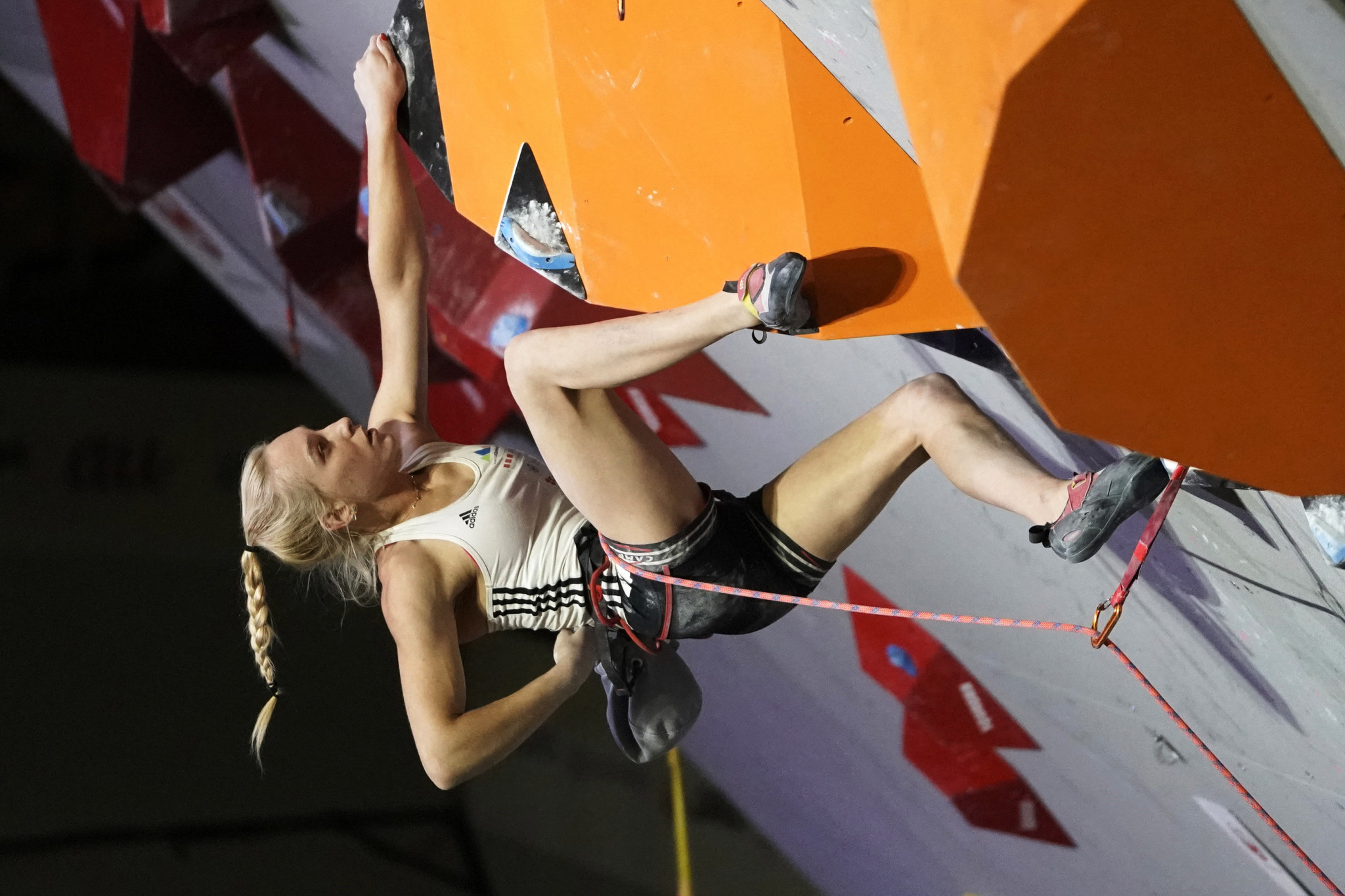 Sport climbing is due to make its Olympic debut at Tokyo 2020 ©Getty Images