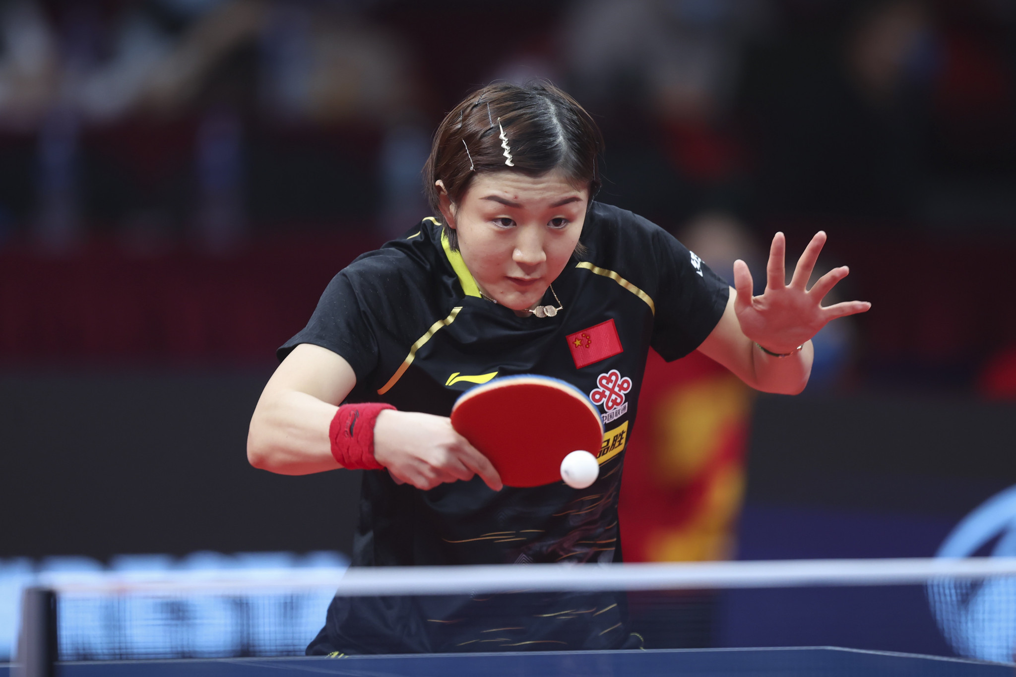 World number one Chen Meng of China is expected to be among the stars on show when the Chinese hub takes place later this year ©Getty Images