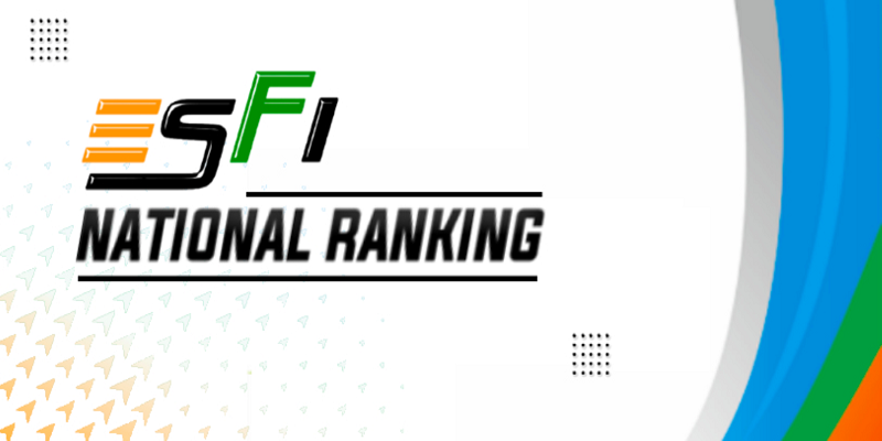 Esports Federation of India introduces national rankings