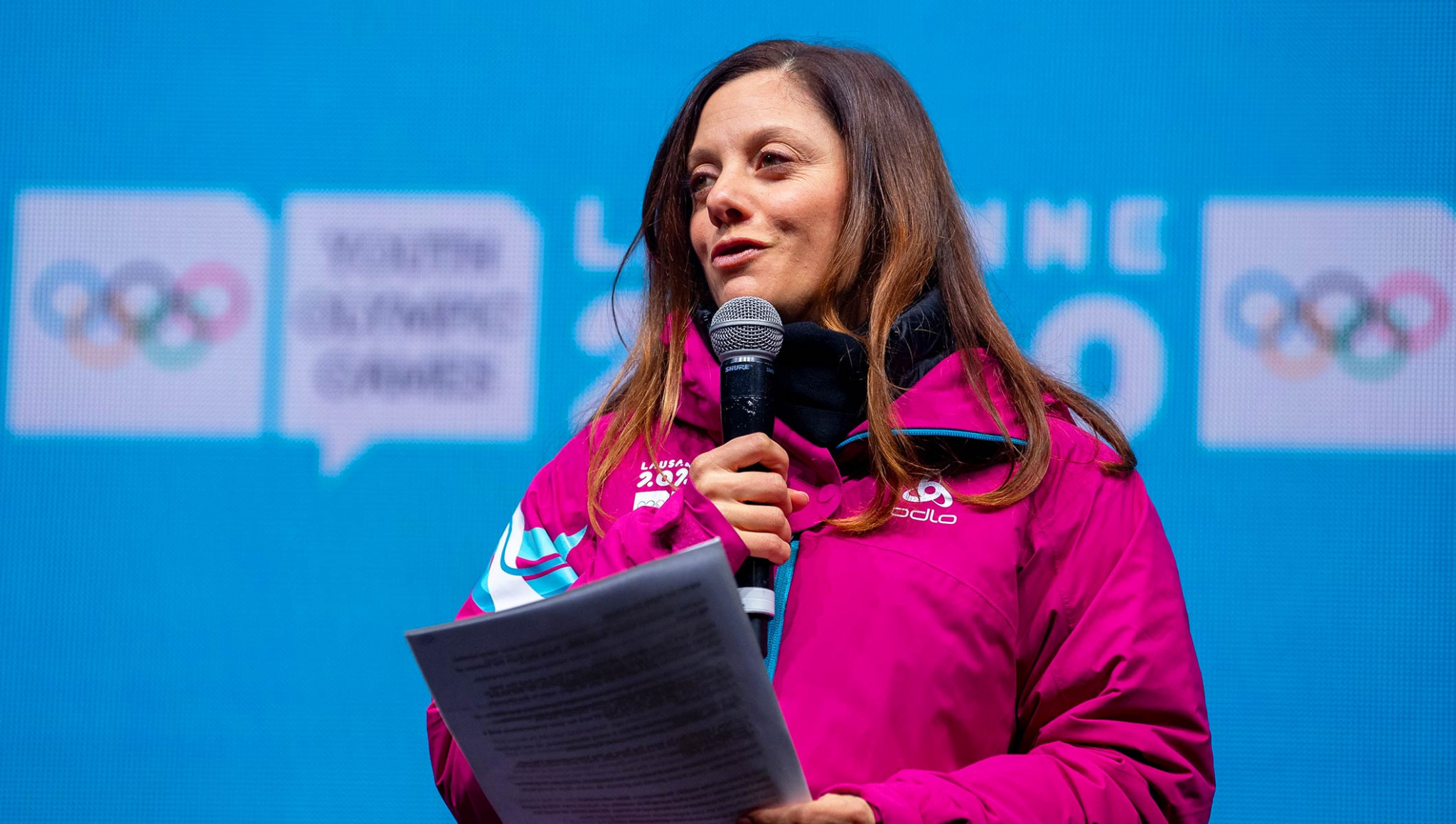 """Faivre claims success of Lausanne 2020 """"exceeded our expectations"""""""