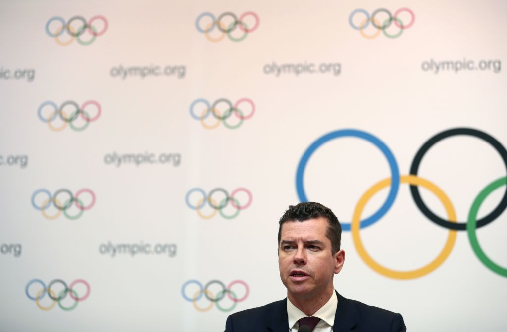 IOC sports director sounded a blunt warning to the IWF Executive Board during its recent meeting, according to Sarah Davies ©Getty Images