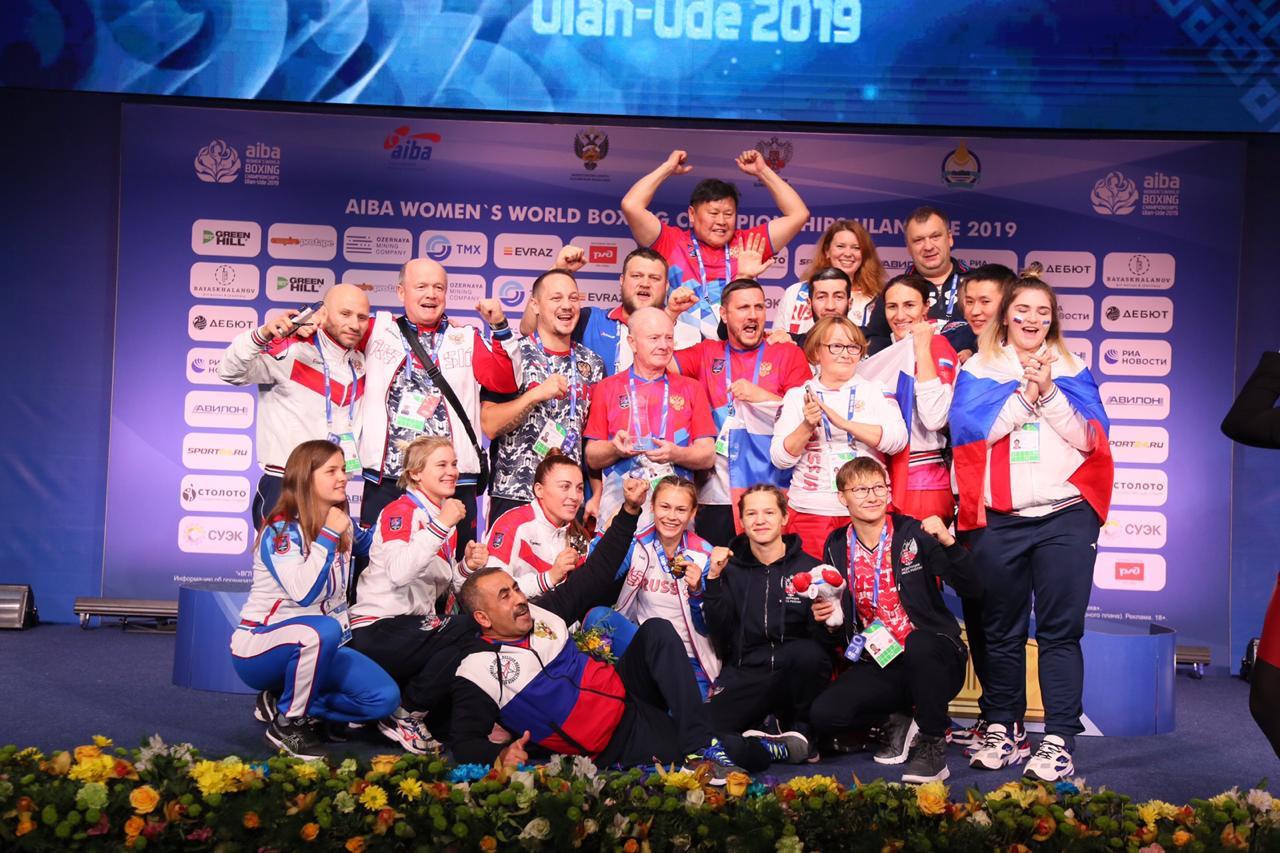 Россия возглавила медальную таблицу чемпионата мира по версии AIPA среди женщин 2019 © PFR