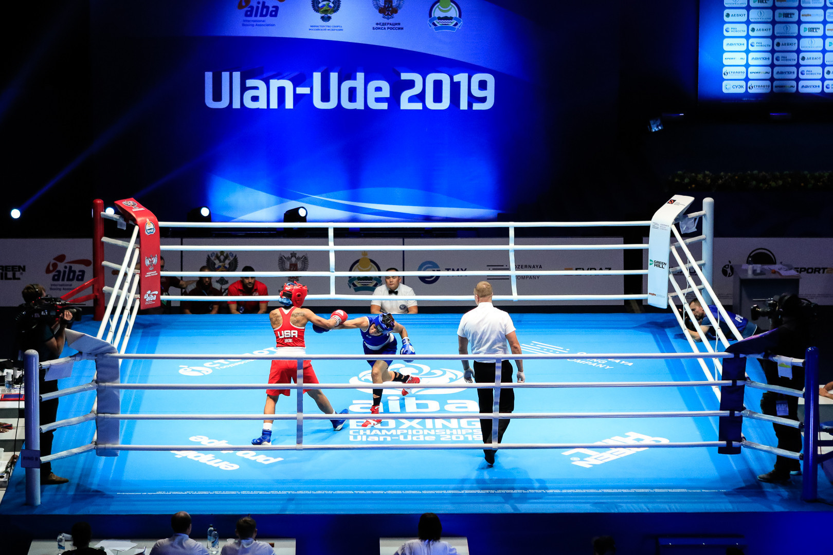 Russia eyeing bid for European Boxing Championships