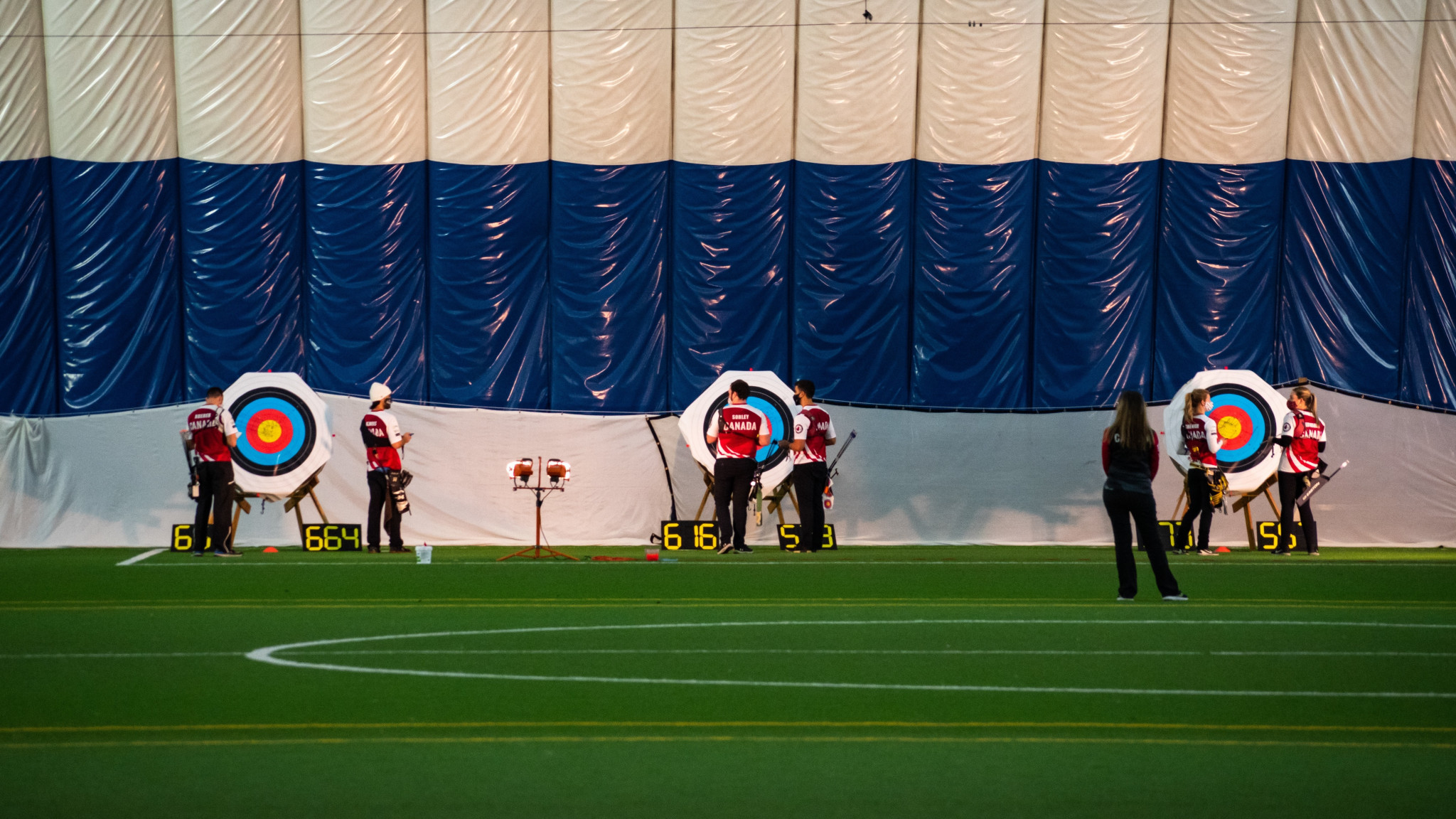 Canadian archers receive exemption to train in lockdown ahead of Tokyo 2020 qualifiers