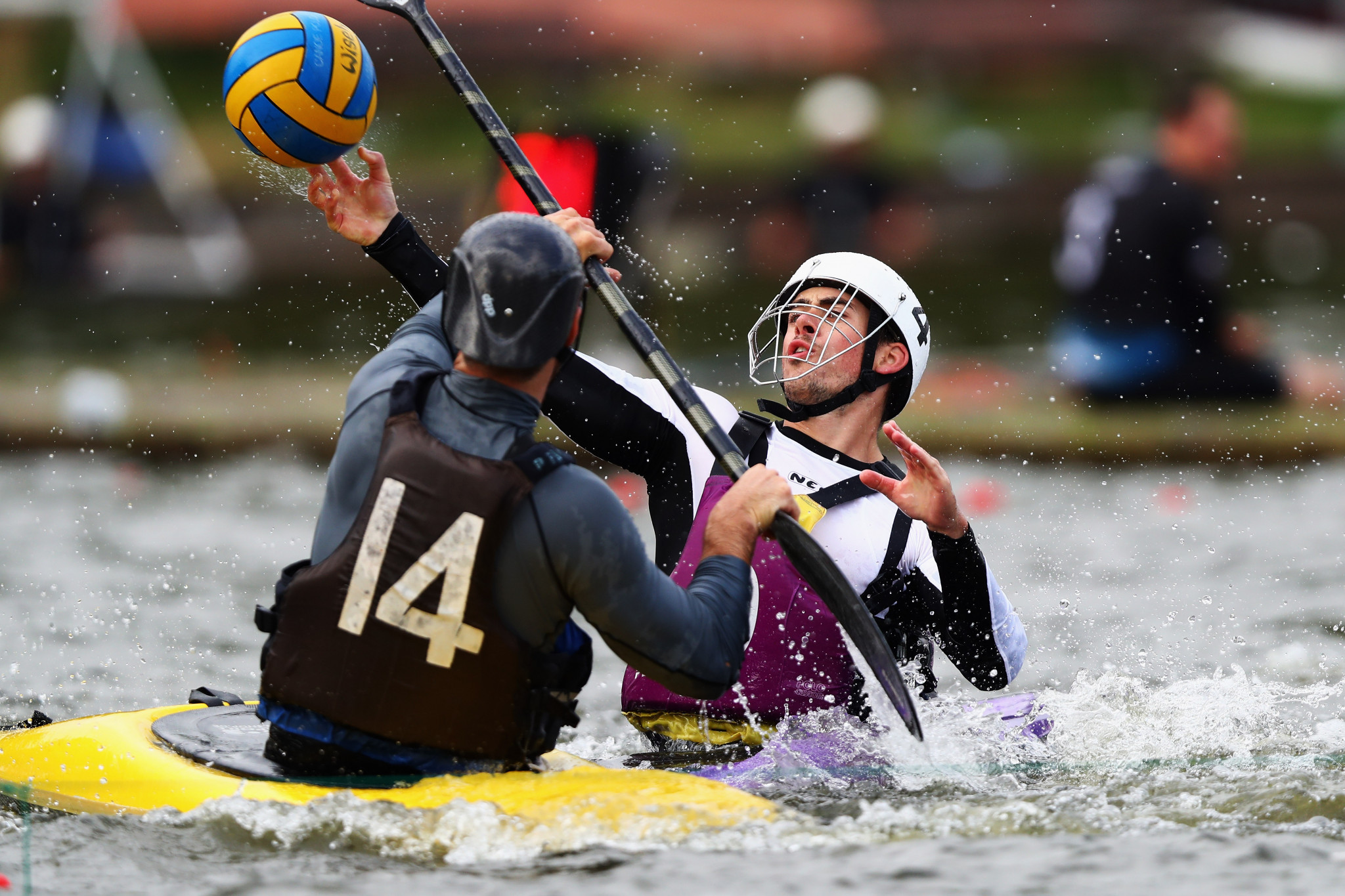 Canoe Polo European Championships cancelled due to impact of coronavirus pandemic