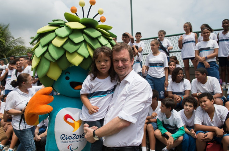 Brazilian President reiterates support for Paralympic Movement during meeting with Parsons