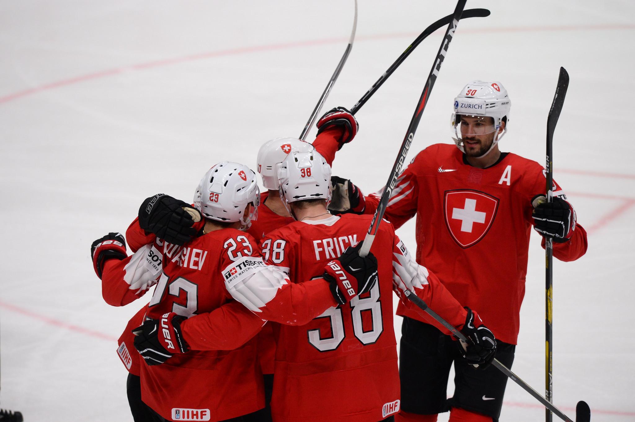 Beide Schweizer Teams haben sich bereits für Peking 2022 © Getty Images qualifiziert