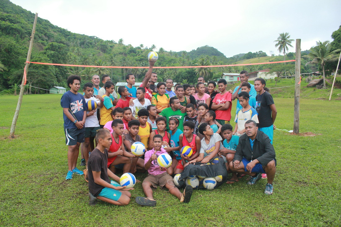 A volleyball tournament for schoolchildren has been launched in Fiji to identify young talent ©Fiji Volleyball Federation