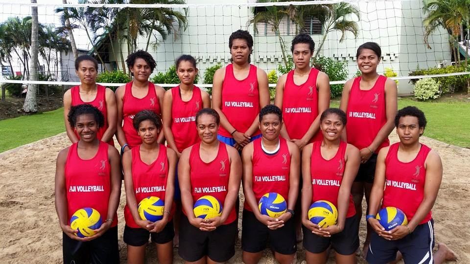 The Fiji Volleyball Federation has begun preparations for the 2023 Pacific Games ©Fiji Volleyball Federation