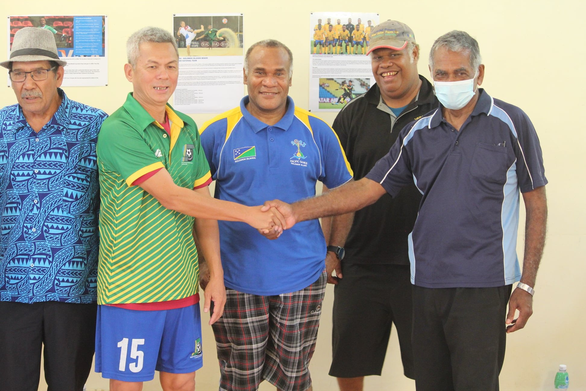 The Solomon Islands Football Federation Academy was recently handed over to organisers of the 2023 Pacific Games ©Solomon Islands 2023
