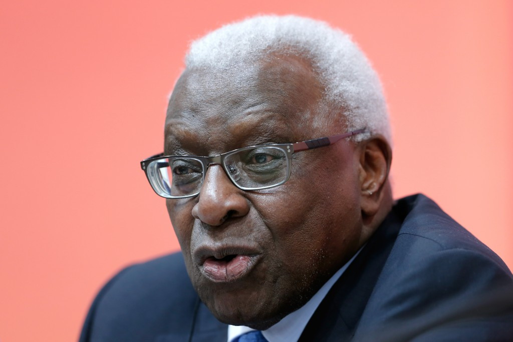 Lamine Diack is now the subject of a criminal investigation in France