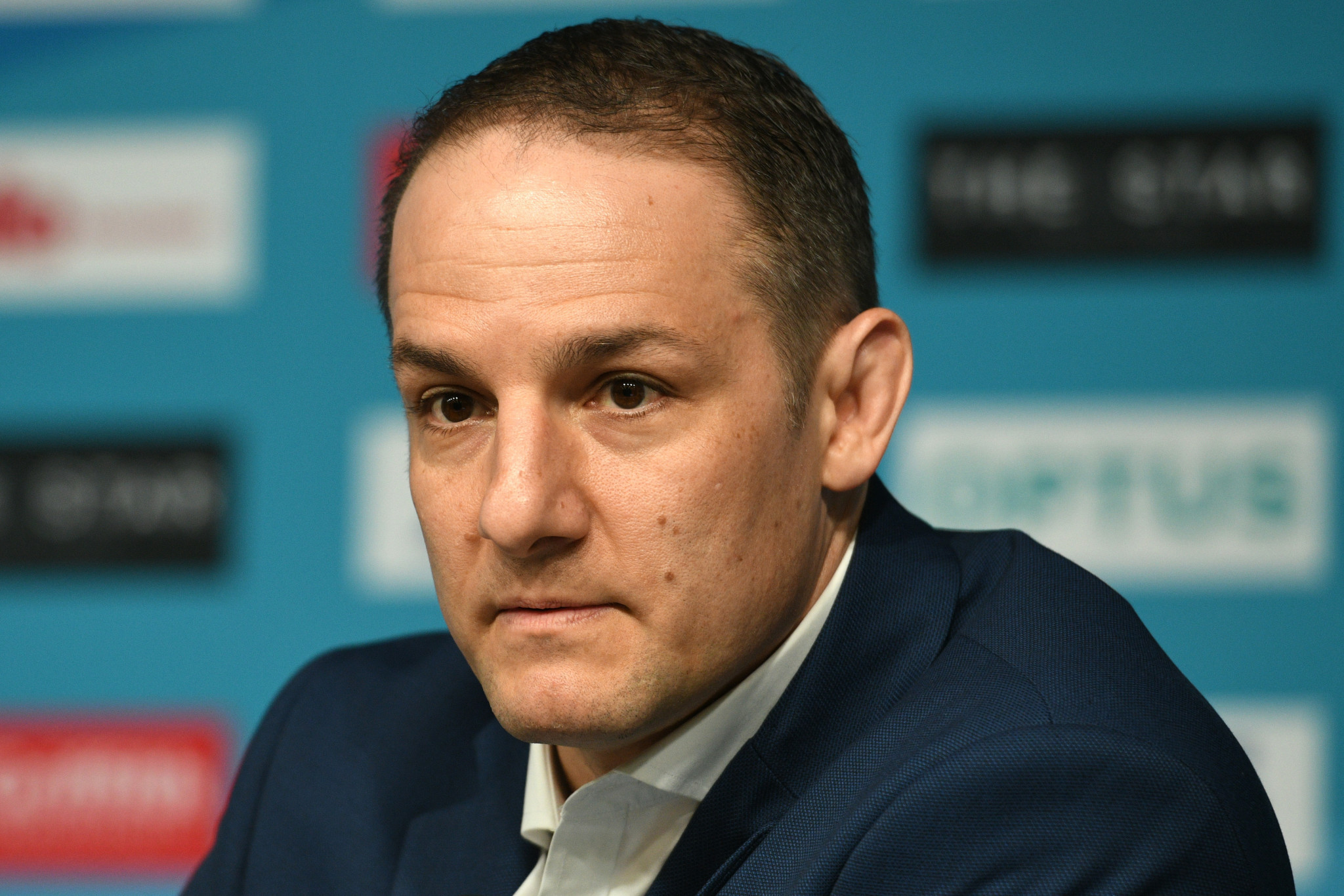 Grevemberg stepping down as Commonwealth Games Federation chief executive